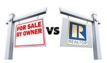 Real Estate - The Perils of Sell-It Yourself
